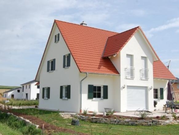Holzhaus Einfamilienhaus