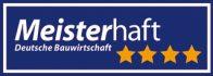 Meisterhaft Logo 4 Sterne
